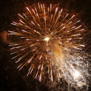 Fireworks and Bonfire Night Displays