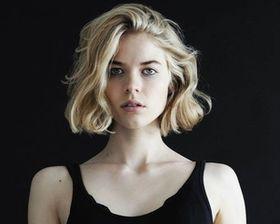 ボブヘアがかわいい外国の女の子【ヘアイメージカタログ】 - NAVER まとめ