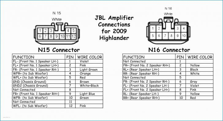 [DIAGRAM] 2007 Toyota Camry Jbl Radio Wiring Diagram FULL