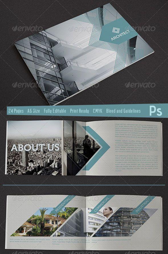 25 Best Brochure Design Templates - 56pixels.com