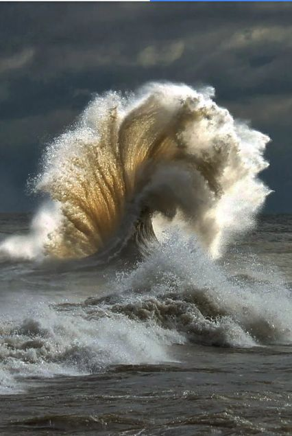 the waves and wind still know His name