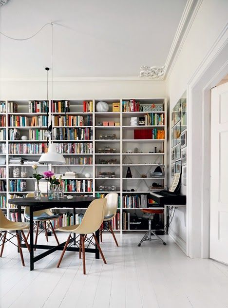 The cool home of a Danish architect