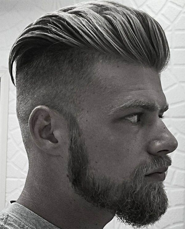 46 Short Sides Long Top Hairstyles For Men 2019 Ultimate Guide Top Hairstyles For Men Short Sides Long Top Top