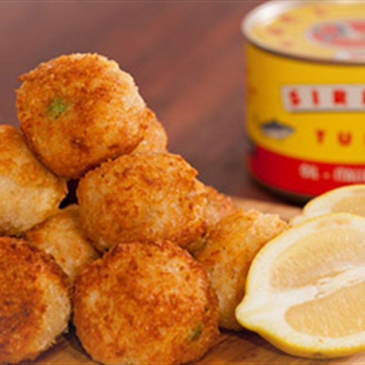 Try this Tuna Arancini Balls recipe by Chef Justine Schofield . This recipe is from the show Everyday Gourmet.