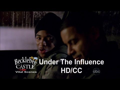 "Castle 5x11  ""Under The Influence"" End Scene - Esposito w/ Juvenile Delinquent Joey (HD/CC)"