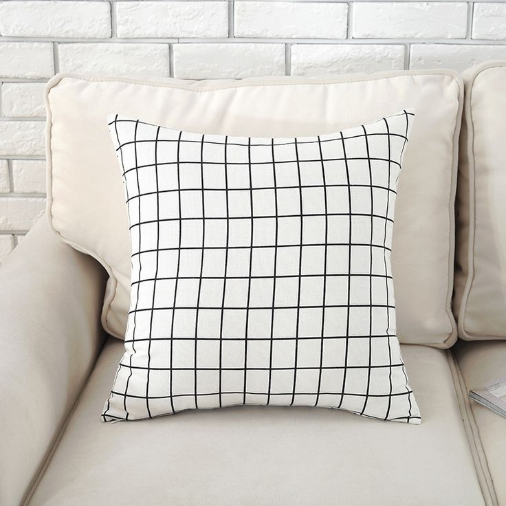 Find More Cushion Cover Information about 1 Pcs Cushion Cover Comfortable Cotton Pillow Cover Seat Chair Cushion Case Sofa Bed Decorative Pillows Decorative,High Quality cushion cover,China cushion case Suppliers, Cheap cotton pillow covers from YIDIAN on Aliexpress.com