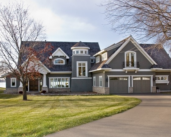 Exterior Charcoal Grey House Design Exteriors Pinterest House Design Grey And Pictures