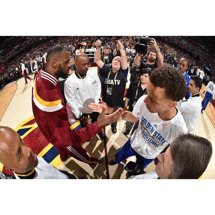The wait is finally over and the NBA Finals will begin tonight. A second straight championship showdown between LeBron James and the Cleveland Cavaliers vs Steph Curry and the Golden State Warriors puts the league's two brightest stars on its biggest stage. This will be the 14th Finals matchup in NBA History and six of the last seven teams that lost the Finals one year ended up winning the rematch. Cleveland is an NBA-best 12-2 this postseason and is 5-2 on the road. In the 3 games played at…