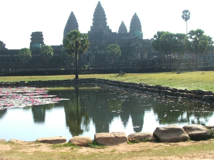 Angkor Wat - Near Siem Riep - Cambodia