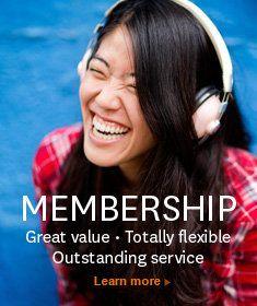 Pick An Audible Membership | Become an Audible Member | Audible.co.uk