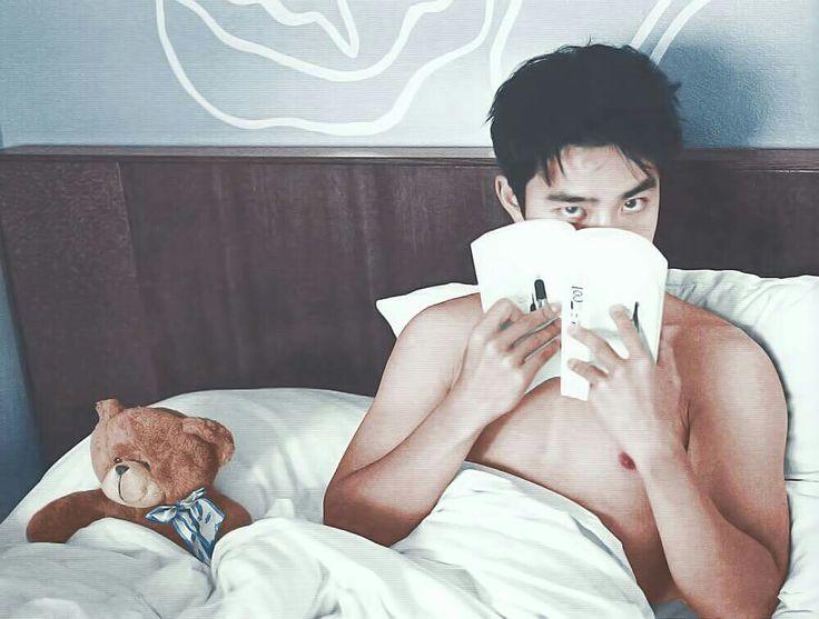 [SCAN] D.O EXO 'Dear Happiness' Photobook