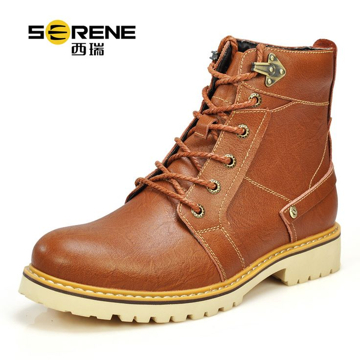 British Style Hommes Casual High Top Bottes Toile ywU39