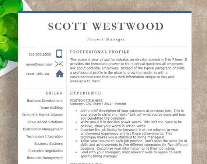 34 best Resume images on Pinterest