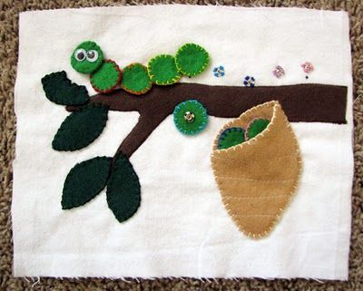 quiet bookAprons Girls, Book Ideas, Quietbook, Business Book, Quiet Books, Book Pages, Hungry Caterpillar, Kids, Crafts
