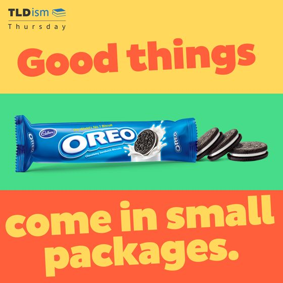 Small in size. Big in deliciousness. #Thursday #TLDism #Twist #Lick #Dunk