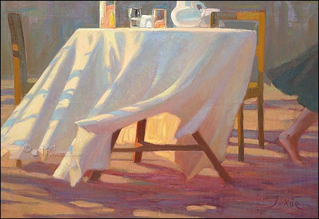 Zomerbries | Juane Xue - Art Revisited