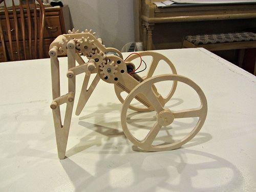Robot Lab by Paul Douglass 1