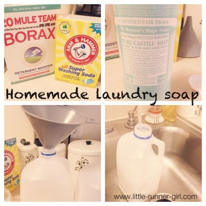 Happy Hippie Housewife: going natural - homemade laundry soap