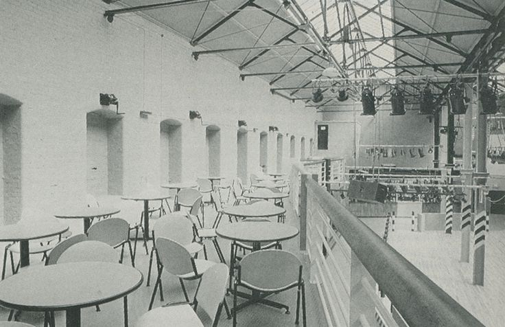 Factory, The Hacienda, Factory Records, Ben Kelly, Sandra Douglas, The Face, August, 1982, Manchester, Architecture, Design
