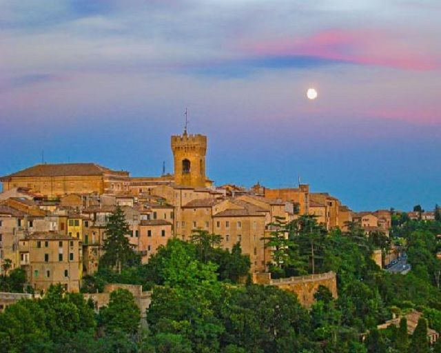 Recanati Le Marche, what else?