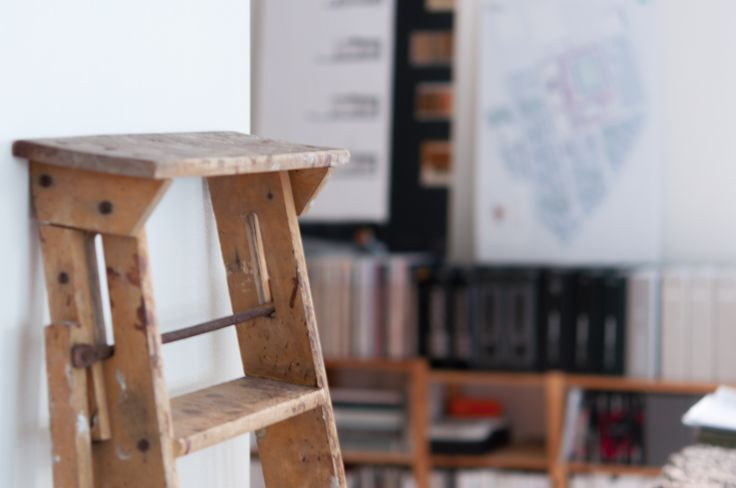 ACH architecture's office  photo by Caroline Strandberg