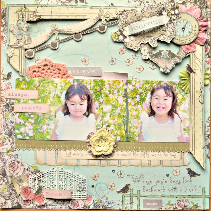 together - Prima - Pixie Glen Collection