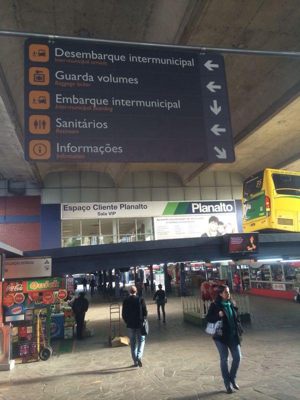 Rodoviária Porto Alegre on Behance