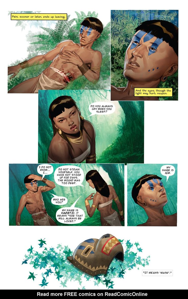 Brutal Nature Issue #1 - Read Brutal Nature Issue #1 comic online in high quality