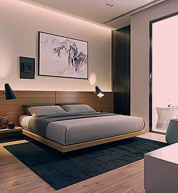 Bed Room Wallpaper | Simple Bed Room | Master Bedroom Designs