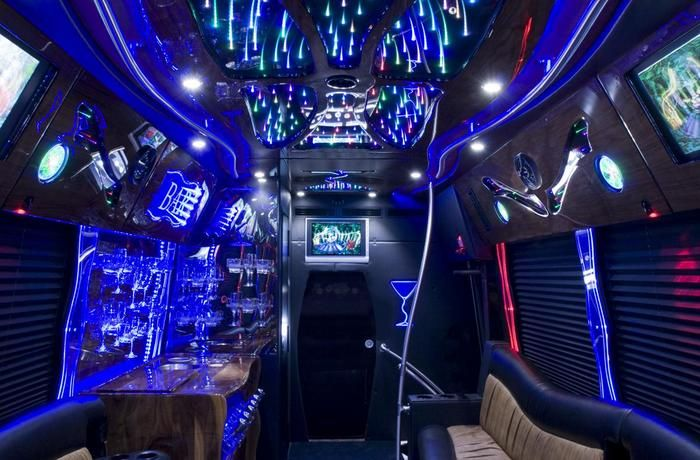 15 Best Cool Party Buses And Limos Images On Pinterest