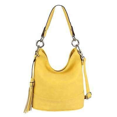 Photo of LADIES BAG Hobo Bag Shopper Shoulder Bag Shoulder Bag Leather Look CrossOve …