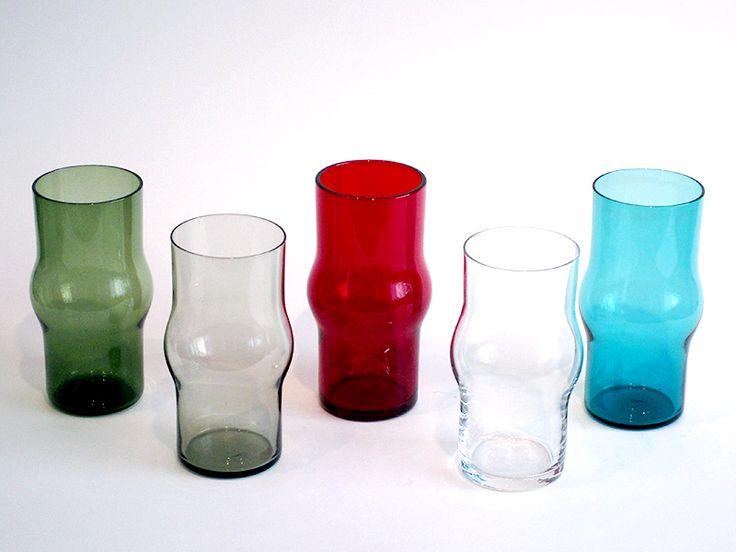 Juomalasi, drinking glass 1711 Kaj Frank