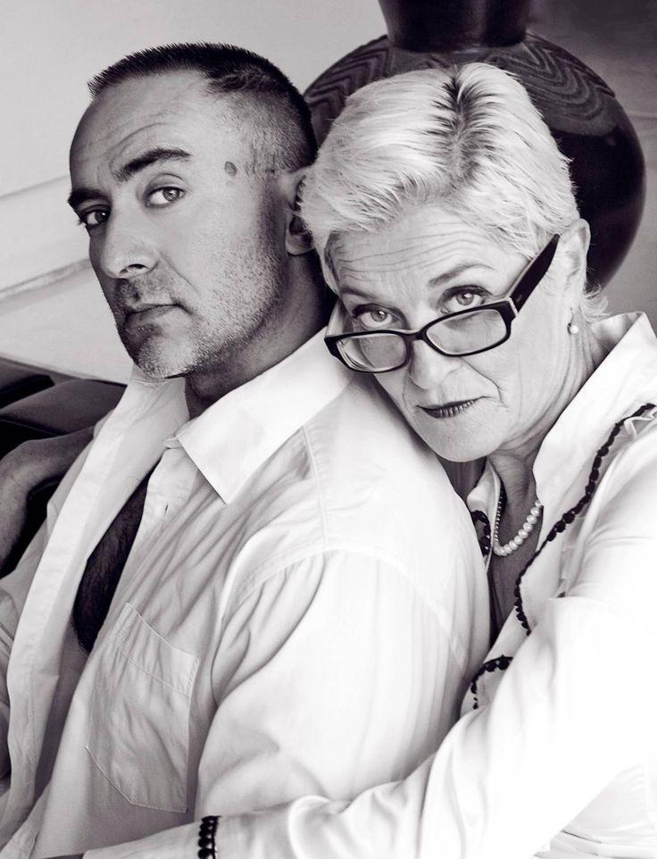 Rocco de Villiers and Elsabe Zietsman