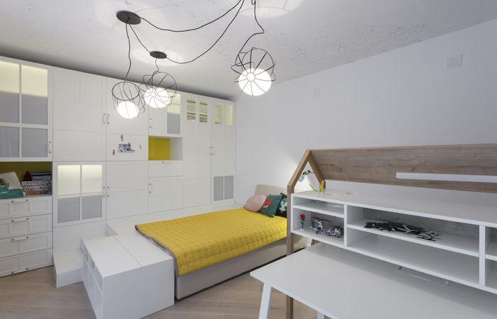 Casa cu dormitoare ca n povești, din București