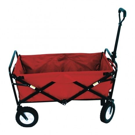 Portable Folding Cart With Wheels