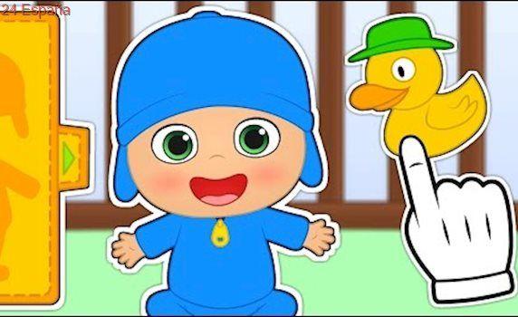 👶 BEBÉS de POCOYÓ 👶 Disfraz de Pocoyó y Nina | Gameplay y juegos de bebé