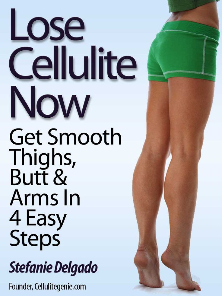 how to get rid of cellulite fast without exercise