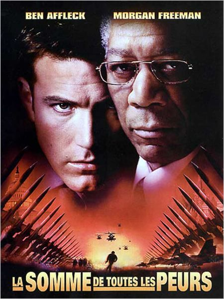 "2002..""The Sum of All Fears"" (original title)  CIA analyst Jack Ryan must thwart the plans of a terrorist faction that threatens to induce a catastrophic conflict between the United States and Russia's newly elected president by detonating a nuclear weapon at a football game in Baltimore."