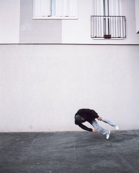 La Chute N°10, Denis Darzacq