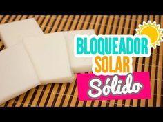 ¡Haz tu propio protector solar casero sólido! Te contamos cómo aquí