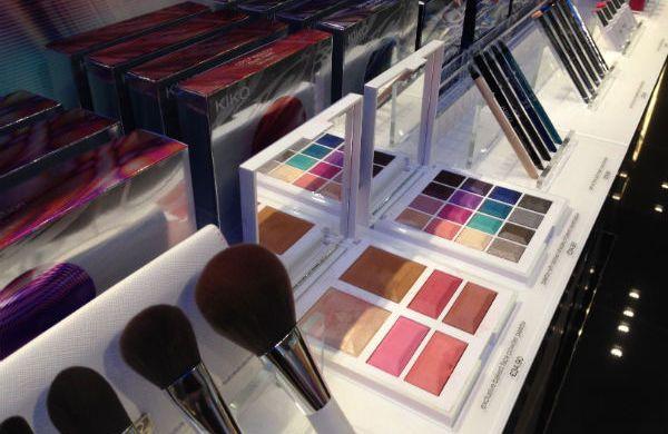 Make up London - Kiko Makeup Store on Regent Street