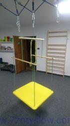 Platforma terapeutyczna kwadratowa  40 x 40 cm.