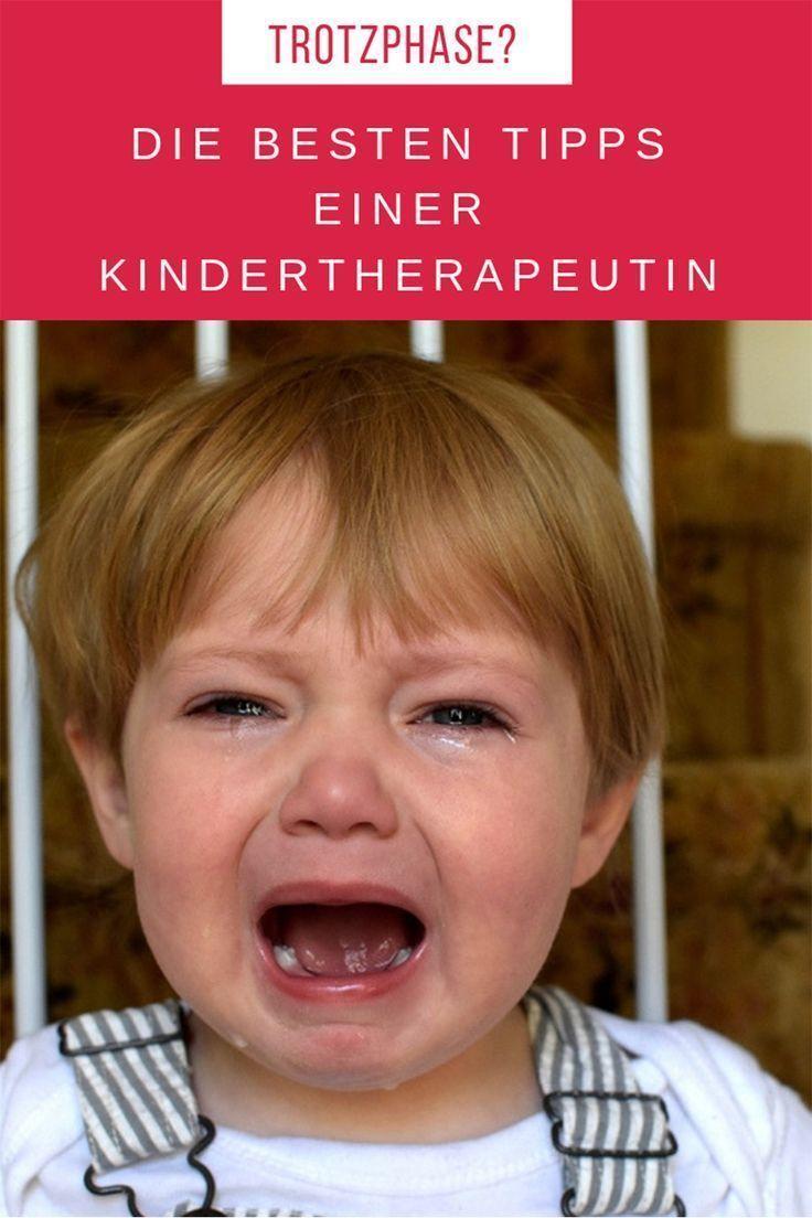 Die besten Tipps von einer Kindertherapeutin: Wie gehe ich richtig mit meinem kleinen Trotzkind um