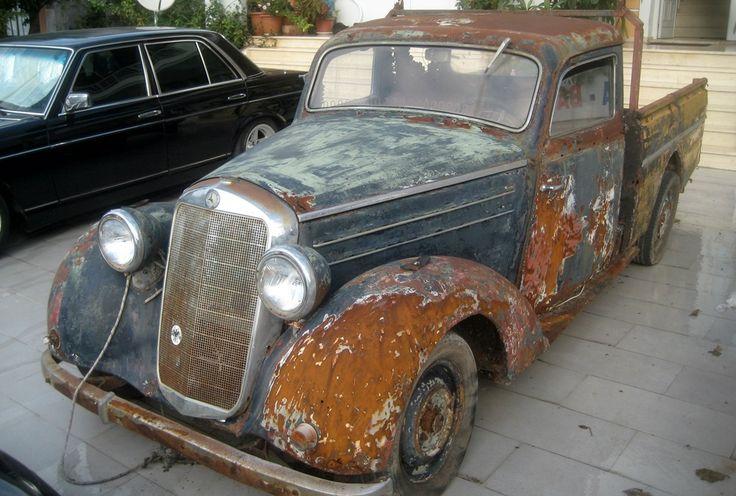 Mercedes 170 V του 1936