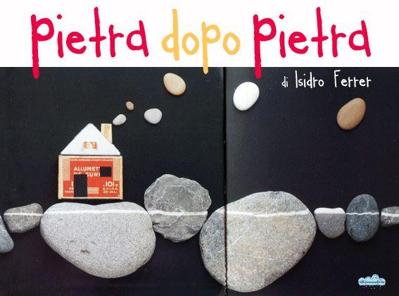 Isidro Ferrer Pietra dopo Pietra