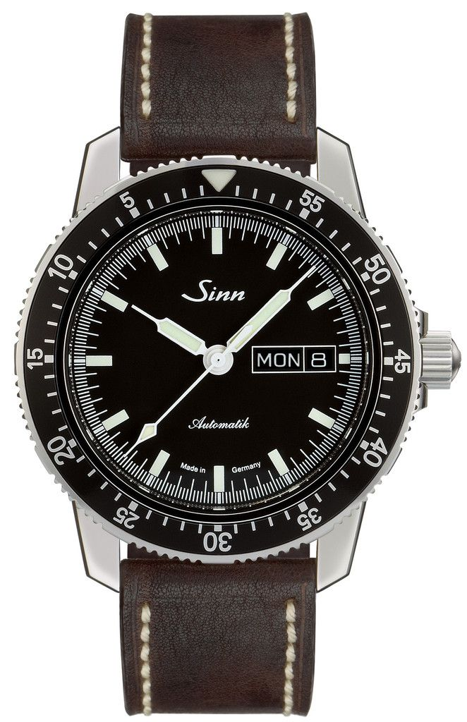 sinn 104 St Sa I  I think the day date outline kills the design, but love it nonetheless