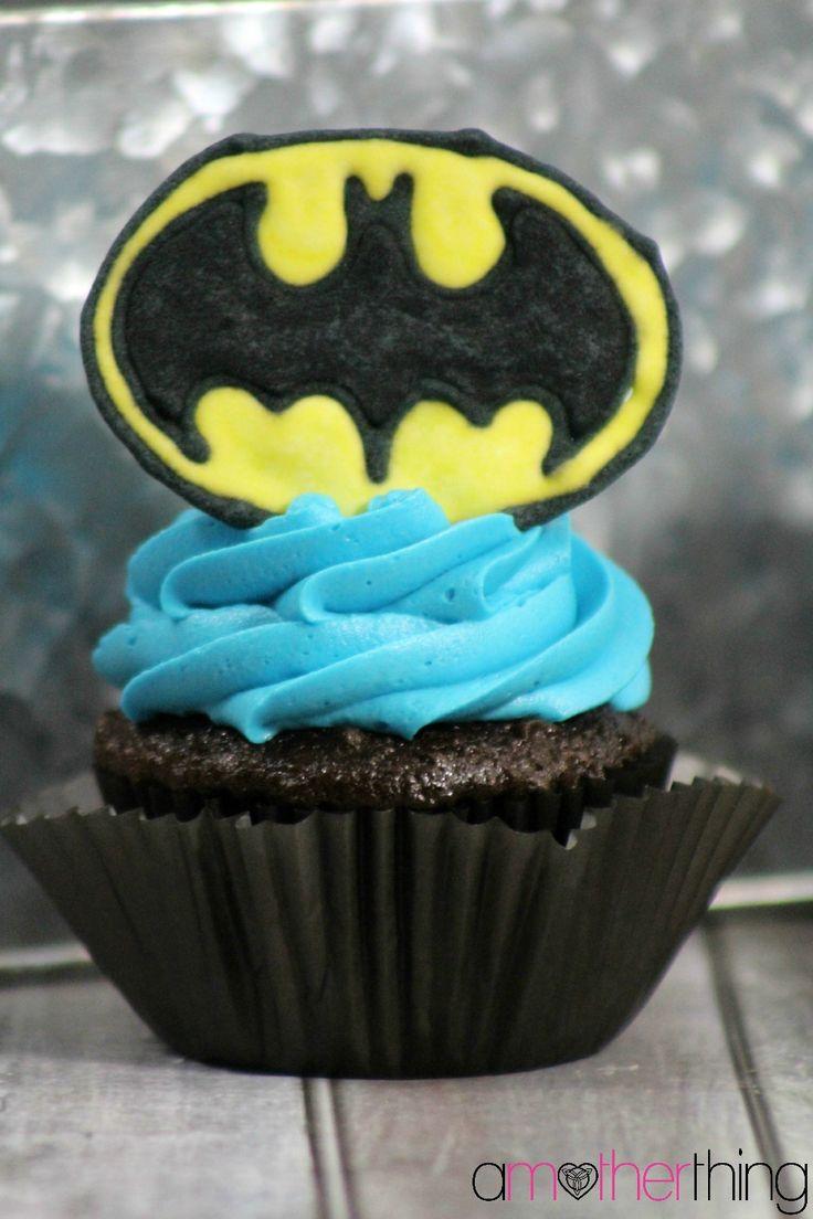 1000 ideas about superman cakes on pinterest batman cakes - Superhero Party Ideas Batman Chocolate Cupcakes