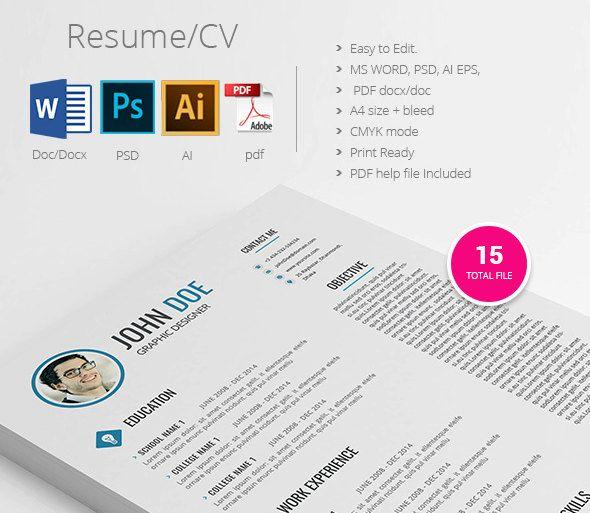 9 best SMAD201 Visual Resume Design images on Pinterest Resume - resume design tips
