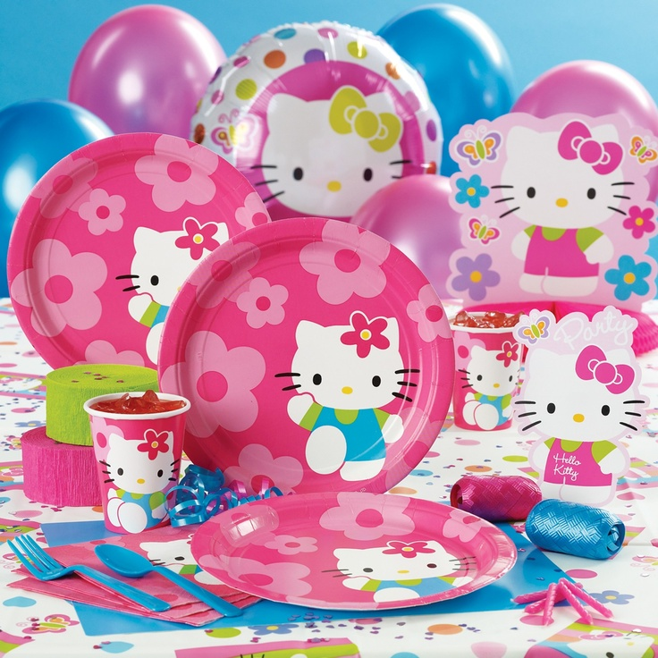 Hello Kitty Party Supplies, 42142