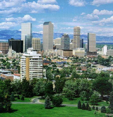 Denver...someday.